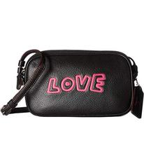 COACH Keith Haring Leather Crossbody Pouch
