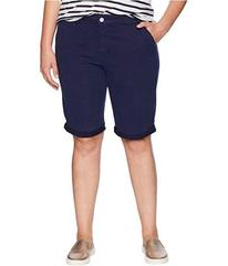 Jones New York Chino Bermuda Shorts