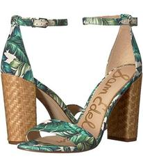 Sam Edelman Jade Multi Wallpaper Palm Print