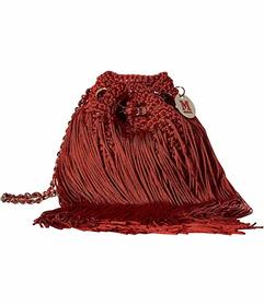 M Missoni Fringe Bag