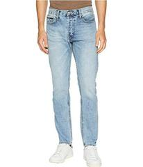 Calvin Klein Jeans Straight Taper Leg Jeans in Jal