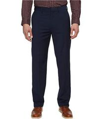 Dockers Straight Fit Solid Dress Pants