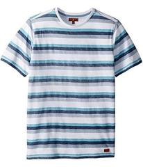 7 For All Mankind Crew Neck Tee (Big Kids)