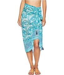 Tommy Bahama Among Frond Pareo Cover-Up