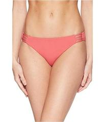 Roxy Solid Softly Love Reversible 70's Bottom