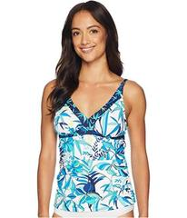 Tommy Bahama Tropical Swirl Over the Shoulder Shir