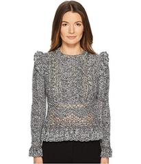 M Missoni Crochet Sweater