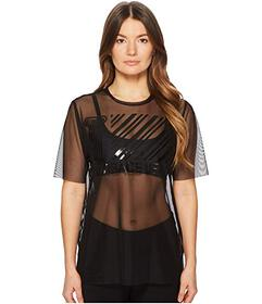 Versace Jeans Couture Sheer Designed Brand Short S