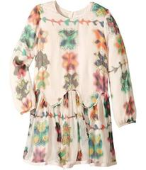 Chloe Couture Mini Me Long Sleeve Watercolored Det