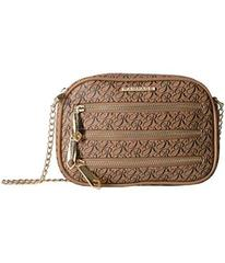 Rampage Triple Zip Signature Crossbody