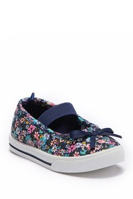 Carter's Briana Floral Mary Jane Flat (Toddler & L