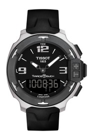 Tissot T-Race Touch Multifunction Rubber Strap Wat