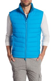 BOSS Dawson Water Repellent Padded Vest
