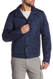 BOSS Canby Water Repellent Quilted Jacket