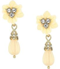 Marchesa Force of Nature Small Post Drop Earrings