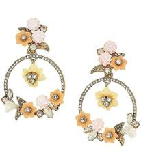 Marchesa Force of Nature Large Orbital Drop Earrin