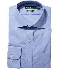 LAUREN Ralph Lauren Classic Fit No-Iron Cotton Dre