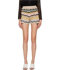 M Missoni Wave Crochet Shorts