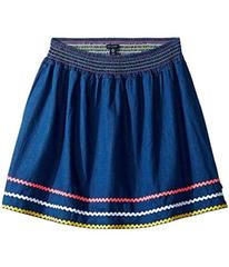 Tommy Hilfiger Ric Rac Skirt (Big Kids)