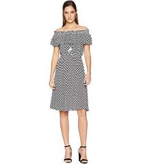 Kate Spade New York Arrow Stripe Rayon Dress