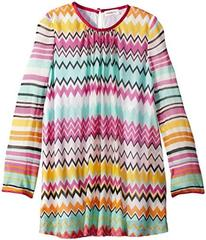 Missoni Knit Zigzag Dress (Toddler/Little Kids)