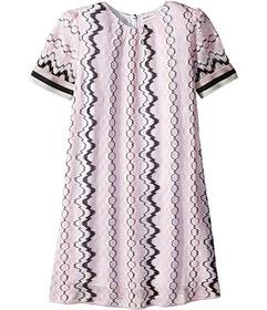 Missoni Rigato Lace Dress (Big Kids)