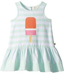 Kate Spade New York Ice Pop Stripe Dress (Toddler/
