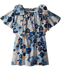Chloe Mini Me Floral Print Knots Details (Little K