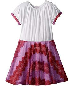 Missoni Lace Lame Rigato Dress (Big Kids)