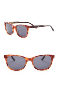 Bottega Veneta 51mm Square Cat Eye Sunglasses