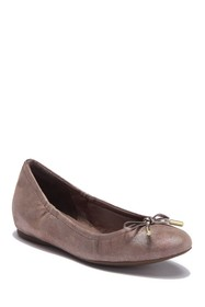 Rockport Total Motion Suede Ballet Flat
