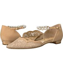 Marchesa Nude Lace