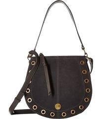 See by Chloe Kriss Small Suede & Leather Hobo Bag