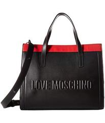 LOVE Moschino Animal Block Handbag