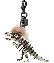 COACH Small Printed Mohawk Rexy Bag Charm