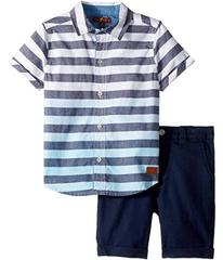7 For All Mankind Two-Piece Set (Toddler)