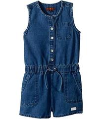 7 For All Mankind Romper (Little Kids)