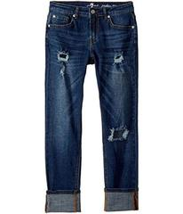 7 For All Mankind Josephina Boyfriend Jeans in Duc