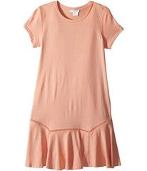 Chloe Jersey Essential Short Sleeve Dress (Big Kid