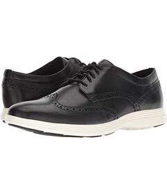 Cole Haan Black Leather/Ivory