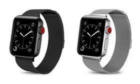 Milanese Loop for Apple Watch Band Series 1, 2, 3,