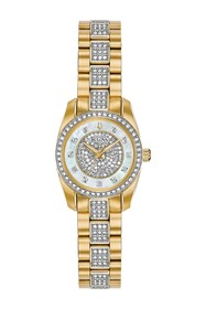 Bulova Women's Crystal Analog Quartz Swarovski Cry