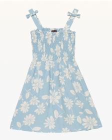 Juicy Couture Sketched Daisies Smocked Dress for G