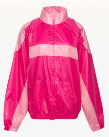 Juicy Couture Colorblock Nylon Jacket