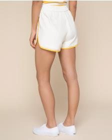Juicy Couture Habotai Silk Track Short