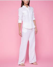 Juicy Couture Washed Linen Shirt