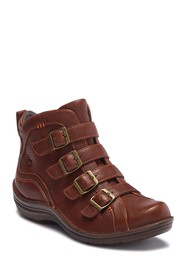bionica Orion Leather Buckle Boot
