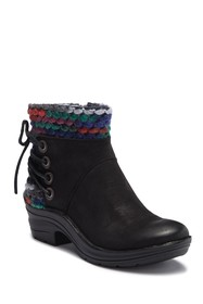 bionica Reign Leather Ankle Boot