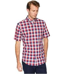 CHAPS Short Sleeve Cotton Woven Shirt