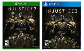 Injustice 2: Legendary Edition for PlayStation 4 o